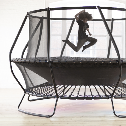 THE BOWL TRAMPOLINE