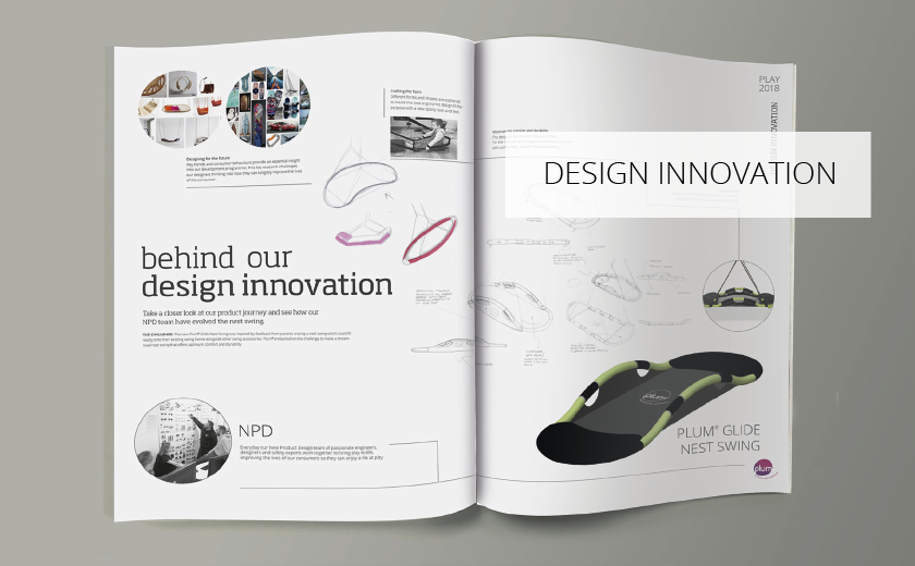 Behind our design innovation